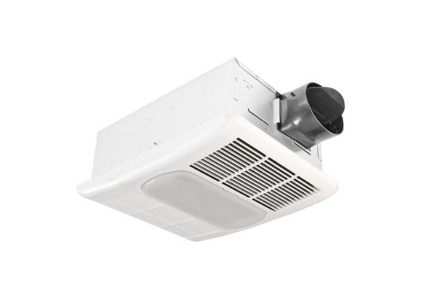 bathroom exhaust fans with light and heater